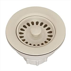 Blanco bl441092 decorative basket waste strainer biscuit sink strainers - Decorative kitchen sink strainers ...