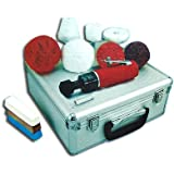 WHEEL POLISHING KIT WITH AIR BUFFER AES 6595
