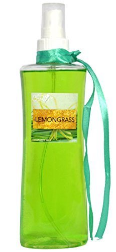 Cero 100% Organic LEMONGRASS Fragrance MIST, No Gas