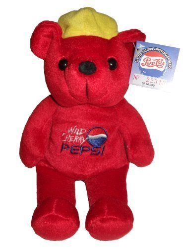 Pepsi Cola 100th Anniversary 1999 Bear#1-wild Cherry Bear by Dart Flipcards Inc. günstig kaufen