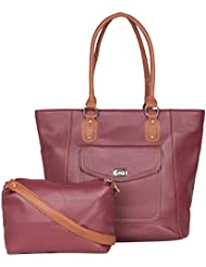 ADISA AD1014 Women Handbag With Sling Bag