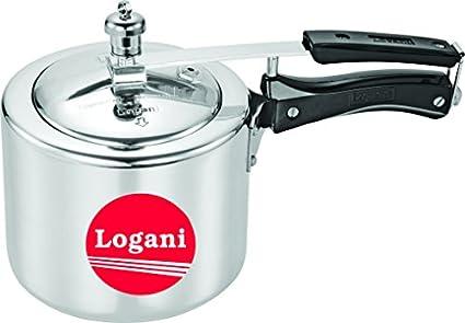 Logani LOG3 Aluminium 3 L Pressure Cooker