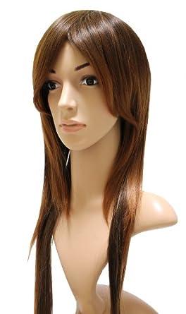 髪型 ロング ストレート 前髪
