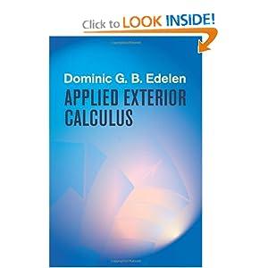 Applied exterior calculus Dominic G.B. Edelen