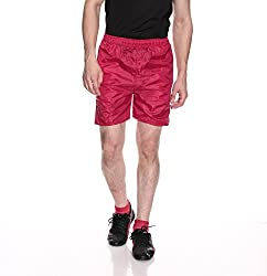 Fizzaro Men Solid Red Boxer Shorts by Fizzaro