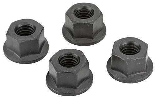 10-Pack The Hillman Group 6457 Nylon Insert Lock Nut M5-0.80