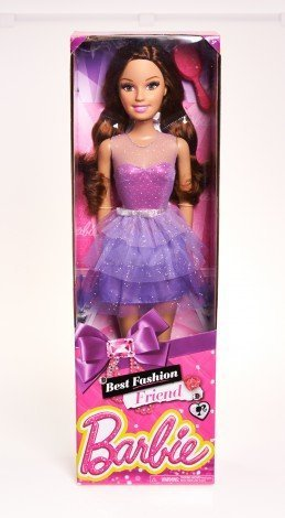 Barbie Best Fashion Friend 28 Doll Brunette Brown Hair by Mattel