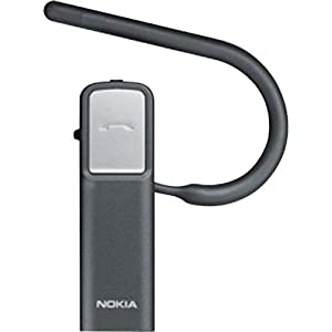Nokia BH-606 Bluetooth Headset, Up to 8 Hours of Talk Time