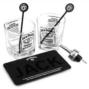 Jack Daniel's Home Bar Gift Set