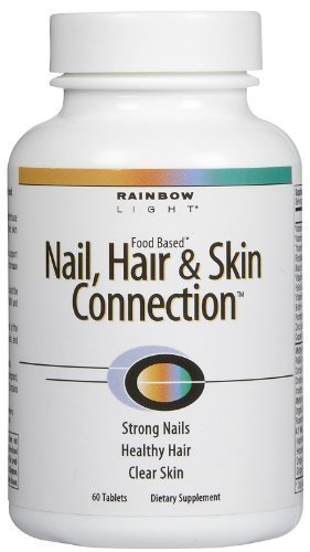 RAINBOW LIGHT, NAIL HAIR & SKIN 60 TAB EA 1 by RAINBOW LIGHT