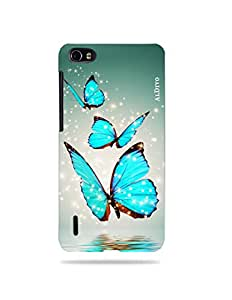 alDivo Premium Quality Printed Mobile Back Cover For Huawei Honor 6 / Huawei Honor 6Printed Mobile Back Case Cover (MKD325)