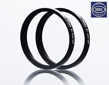 UV-Filter-For-Nikon-D3200-18-55-&-55-200mm-Lens-(SET-OF-2-FILTER)(For-AF-S-D3200-18-55-&-55-200mm)
