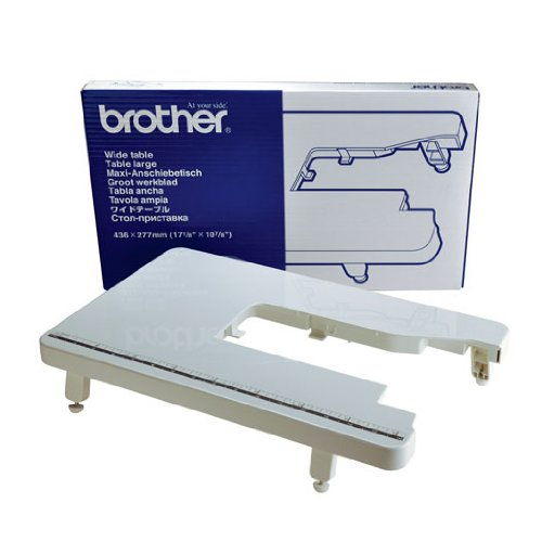 Brother Wide Extension Table for Models Innov-ís 40, 80, 40e & 85e (Brother Sewing Machines Innovis compare prices)