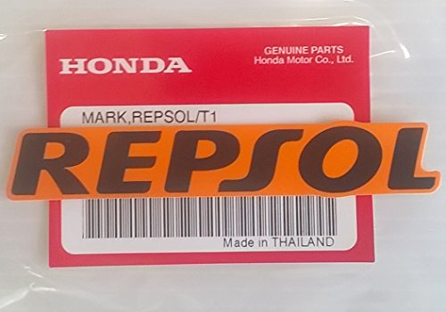 honda-repsol-mark-90mm-orange-black-sticker-decal-100-genuine