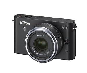 【Amazon.co.jp限定】Nikon デジタル一眼カメラ Nikon1 (ニコンワン) J1+11-27.5ズームセットA N1J1 11-27.5ZKA