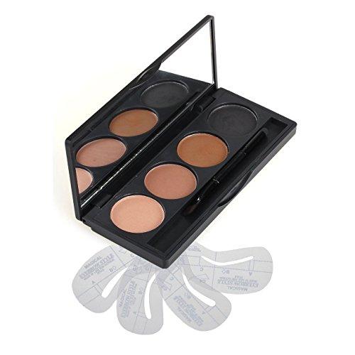 vonisa-maquillaje-cosmetico-4-colores-ceja-polvo-ceja-paleta-cepillo-espejo-od-4-plantilla-faja-kit-
