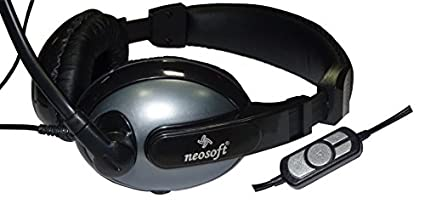 Neosoft-009-On-the-Ear-Headset