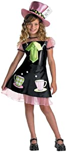 Disguise Inc - Mad Hatter Child Costume - 10-12