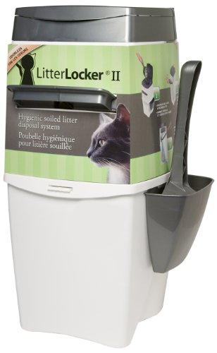 Litter Locker II Hygenic Soiled Litter Disposal System (Litter Genie Ii compare prices)