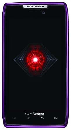 Motorola DROID RAZR 4G Android Phone, Purple 16GB (Verizon Wireless)