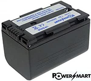 powersmart 7 2v 2200mah li ion battery for panasonic nv c1 nv c2 nv c3 nv c5 nv c7. Black Bedroom Furniture Sets. Home Design Ideas