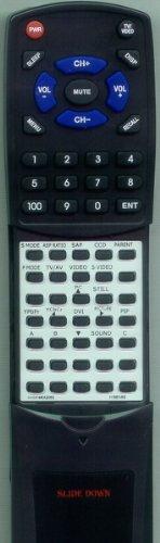 Hisense Replacement Remote Control For Hydfsra205E, Lcd3201Eu, Tl3220, Ta42Phdra, Tl3000