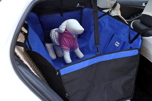 Dog Bed For Car 9241 front
