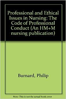 Professional behavior in nursing