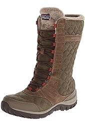 Patagonia Women's Wintertide High Waterproof Snow Boot