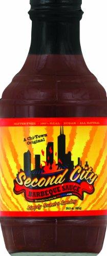 Second City BBQ Sauce