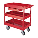 Panther G7106 3 Shelf Cart (330 lb. Capacity)