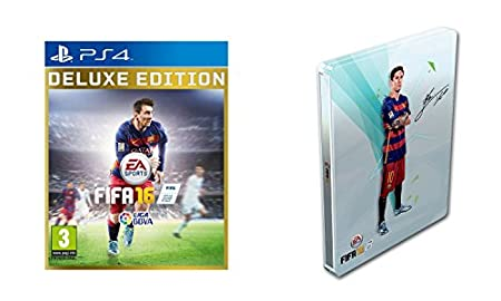 FIFA 16 - Deluxe Edition - Incluye Caja Metálica (en exclusiva en Amazon.es)