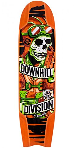 Sector 9 Bomber Downhill Division Longboard Skateboard Deck With Grip Tape