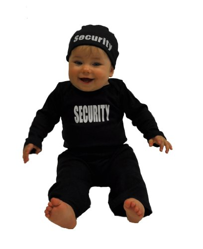 bouncer costume