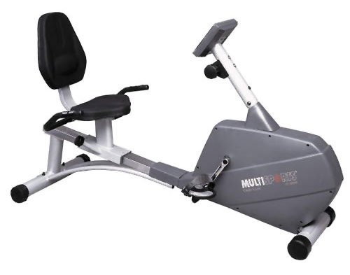 Multisports Fitness Cardio-Cycle 4050 Manual Recumbent Exercise Bike