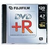 Fujifilm DVD+R 10 Pack, 4.7GB 16x