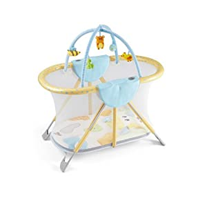 Playpen with Play mat included Palio Playtime Neonato 153 by Neonato