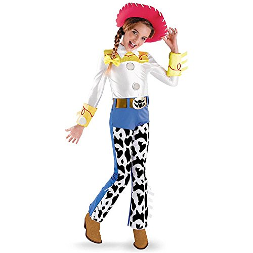 Toy Story Jessie Deluxe Toddler Costume - 3T-4T front-1048613