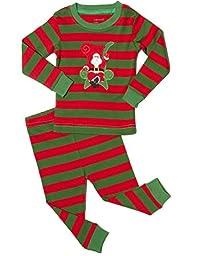 Santa 2 Piece Pajama 4 Years