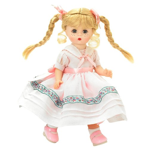 Buy Madame Alexander 8 Inch Storyland Collection Doll – Pollyanna