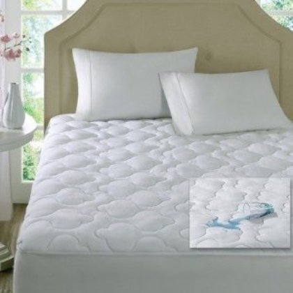 Best Deals! Duck River Textiles Water Proof Mattress Pad, Queen