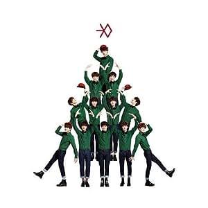 Exo - Miracles In December (Korean Ver) (Snow ball Pop up Random one of 13) - Amazon.com Music
