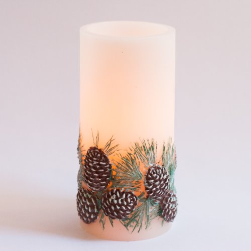 Candle Impressions Pine Cone 8