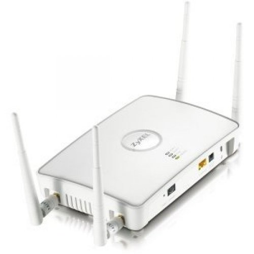 Zyxel Nwa3560-N Ieee 802.11N (Draft) 300 Mbps Wireless Access Point. Nwa3560N Dual Radio Ap 11Abgn 300Mb 2.4/5Ghz 4Antenna Wl-Ap. Power Over Ethernet - Desktop, Wall Mountable