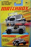 Matchbox 2011 Lesney Edition, Jeep Willys. 1:64 Scale.