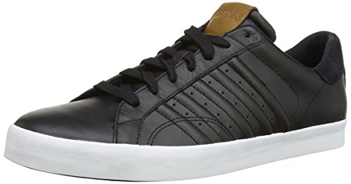 K-Swiss BELMONT, Herren Sneakers, Schwarz (Schwarz 002), 41 EU thumbnail