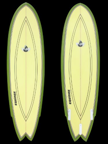 6 10 hybrid fish surfboard ufo water sports port for Hybrid fish surfboard