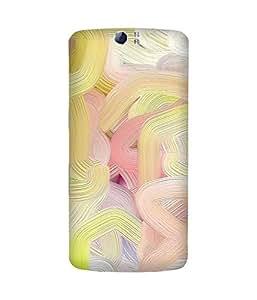 Yellow Brush Oppo N1 Case