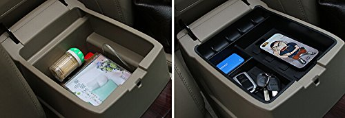9 moon armrest center console storage box fits toyota - 2013 toyota camry interior parts ...