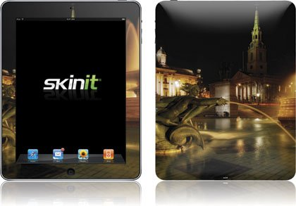 Scenic Cities - London Trafalgar Square At Night - Apple Ipad - Skinit Skin